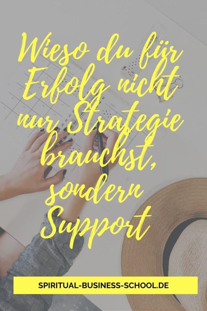 Wieso du für Erfolg unbedingt ein Supportsystem brauchst