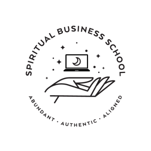 Logo spiritual business school