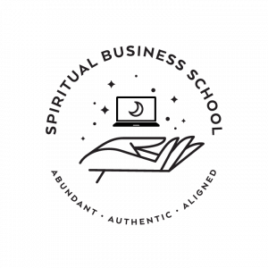Logo spiritual business school